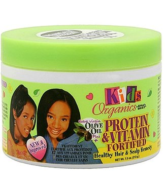 Africa's Best Kids Organics Protein & Vitamin Fortified Healthy Hair & Scalp Remedy 7.5oz