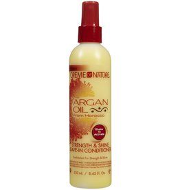 Creme Of Nature Argan Oil Strength & Shine Leave-In Conditioner 8.45oz