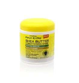 Jamaican Mango & Lime Shea Butter Conditioning Shine 5.5oz