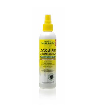 Jamaican Mango & Lime Lock & Set Styling Lotion 8oz