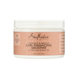 Shea Moisture Coconut & Hibiscus Curl Enhancing Smoothie 12oz