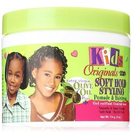 Africa's Best Kids Organics Soft Hold Styling Pomade & Hairdress (4 oz)