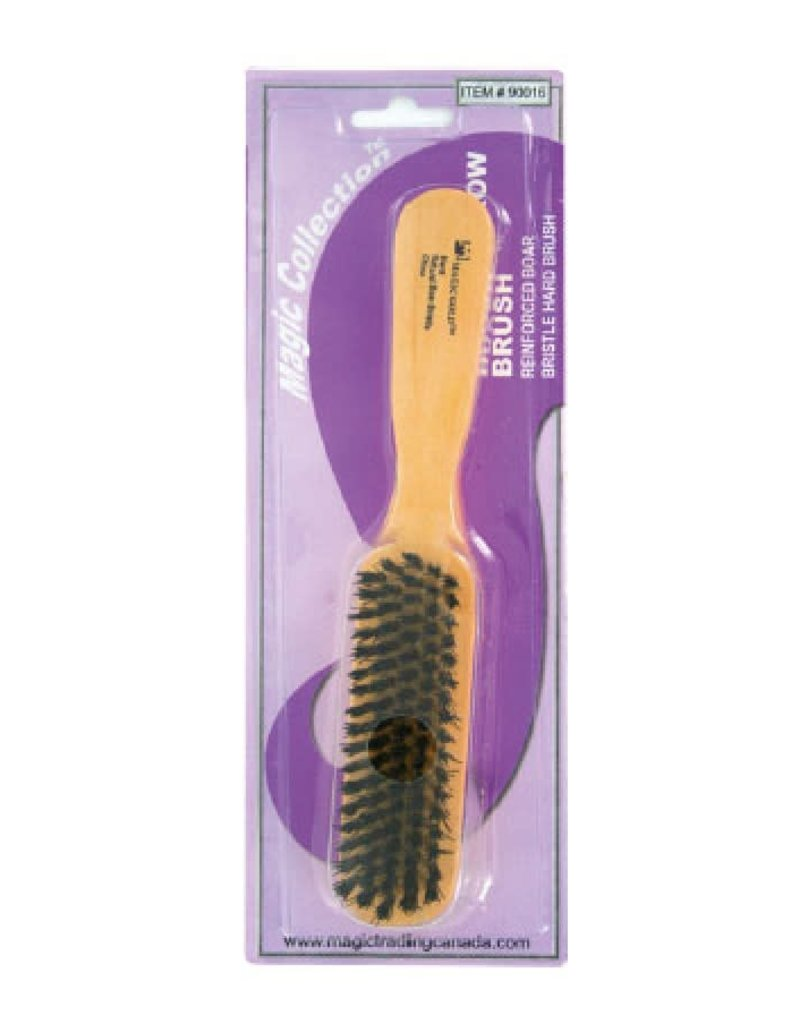 Magic Collection 5 Row Reinforced Boar Bristle Hard Brush