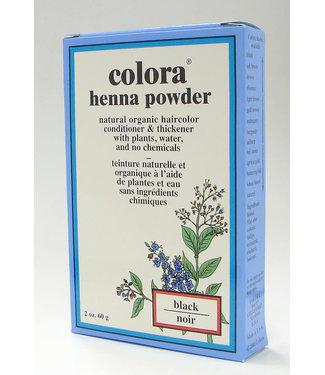 Colora Colora Henna Powder - Black / Noir 3oz