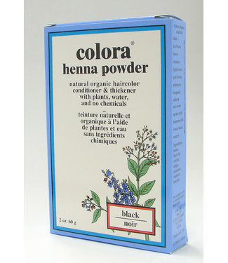 Colora Colora Henna Powder - Black