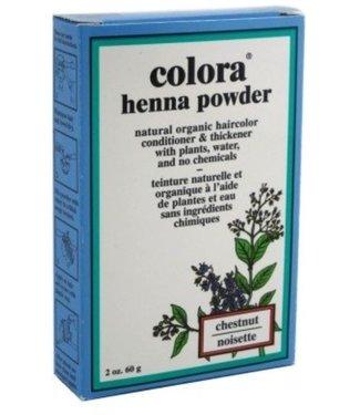Colora Colora Henna Powder - Chestnut / Noisette 2oz