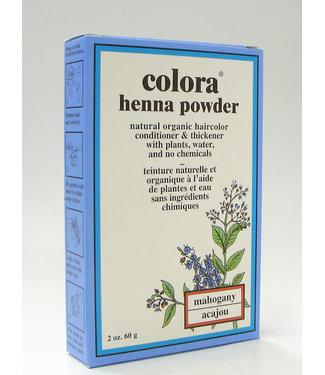 Colora Colora Henna Powder - Mahogany / Acajou 2oz