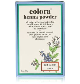 Colora Colora Henna Powder - Red Sunset