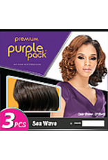 Purple Pack Sea Wave - 3 pieces