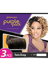 Purple Pack Twin Deep - 3 pieces