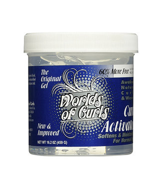 Worlds Of Curls Curl Activator - Regular 16oz