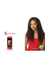 X-pression Straight Bahama Locs