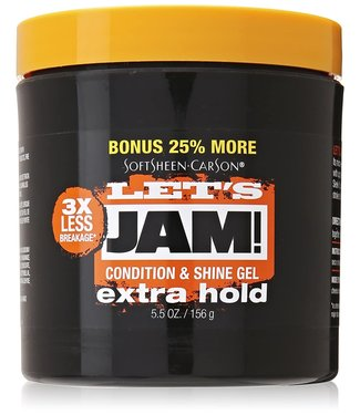 Let's Jam Condition & Shine Gel - Extra Hold 5.5oz