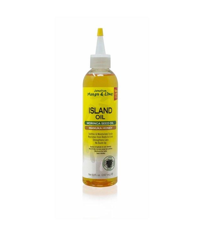 Jamaican Mango & Lime Island Oil 8oz