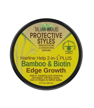 Taliah Waajid Bamboo And Biotin Edge Grow - 1oz