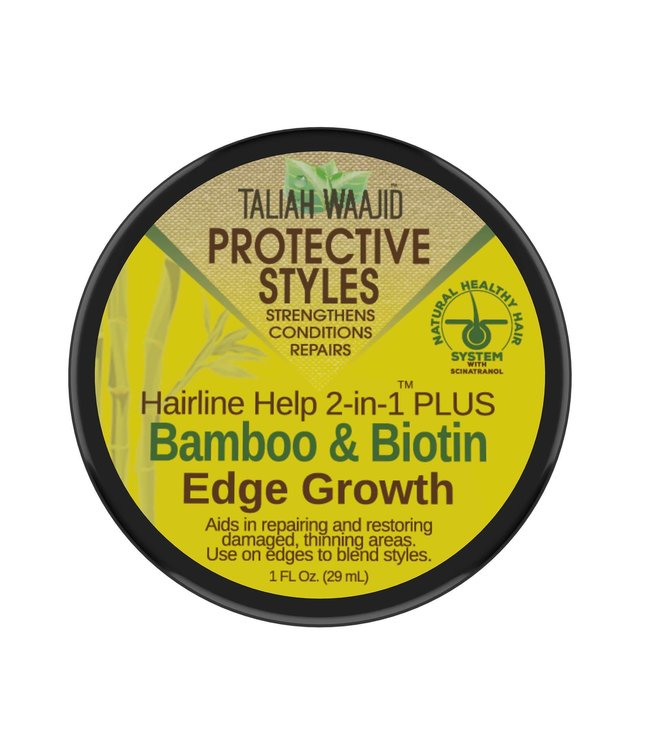 Taliah Waajid Bamboo And Biotin Edge Grow - 1oz