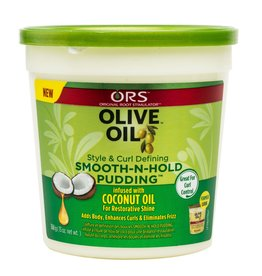 Organic Root ORS Olive Oil Smooth-N-Hold Pudding 13oz