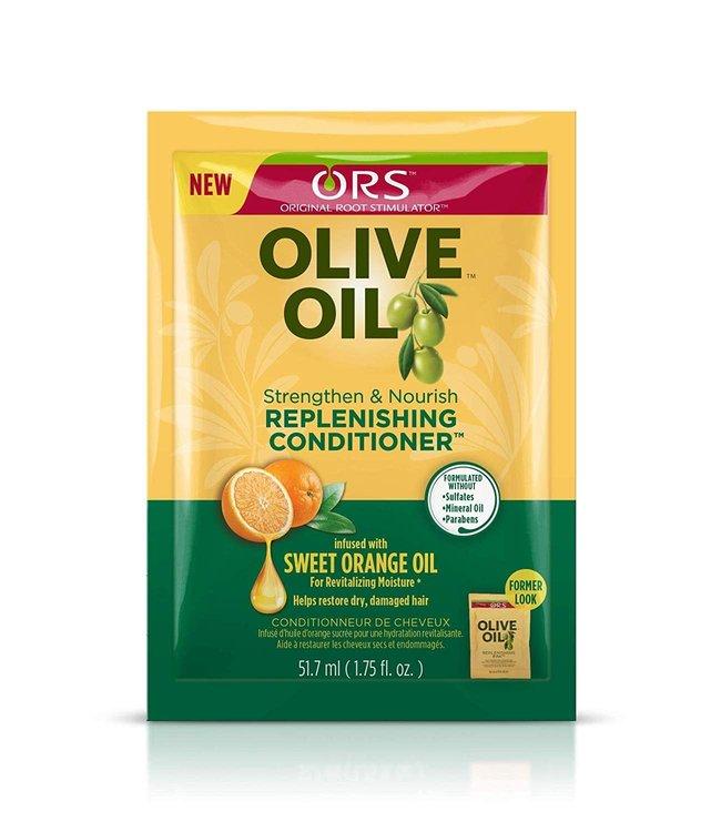 Organic Root ORS Strengthen & Nourish Replenishing Conditioner Pak 1oz