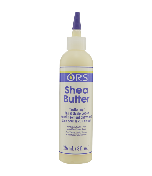 """Organic Root ORS Shea Butter """"Softening"""" Hair & Scalp Lotion 9oz"""