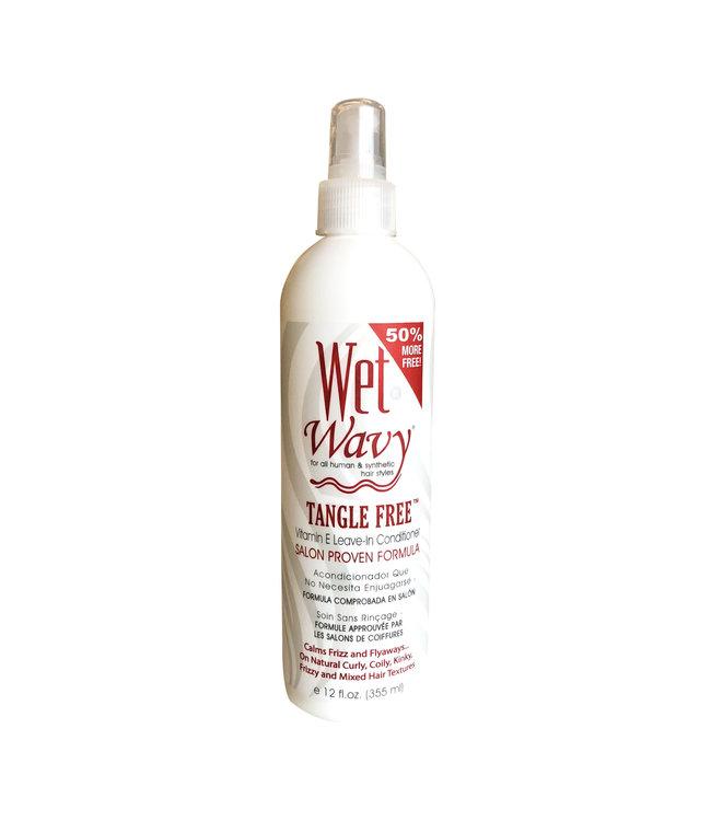 Wet-N-Wavy Vitamin E Leave-In Conditioner 8oz