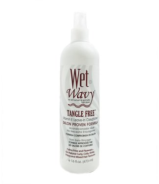 Wet-N-Wavy Vitamin E Leave-In Conditioner 16oz