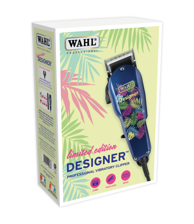 Wahl Designer Professional Vibratory Clipper (Limited Edition)
