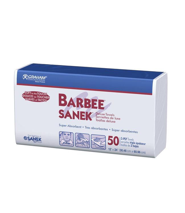 Sanek Barbee Deluxe Towels