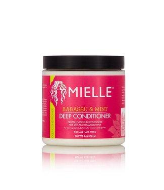 Mielle Organics Mielle Babassu Oil Mint Deep Conditioner (8oz)