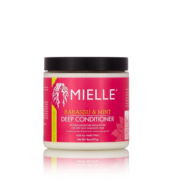Mielle Organics Babassu Oil Mint Deep Conditioner (8oz)