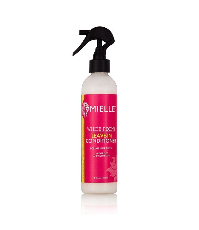 Mielle Organics White Peony Leave-In Conditioner (8oz)