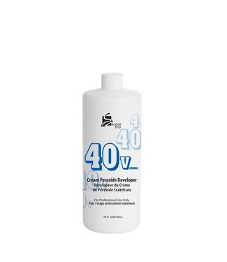Super Star 40 Volume Creme Peroxide Developer