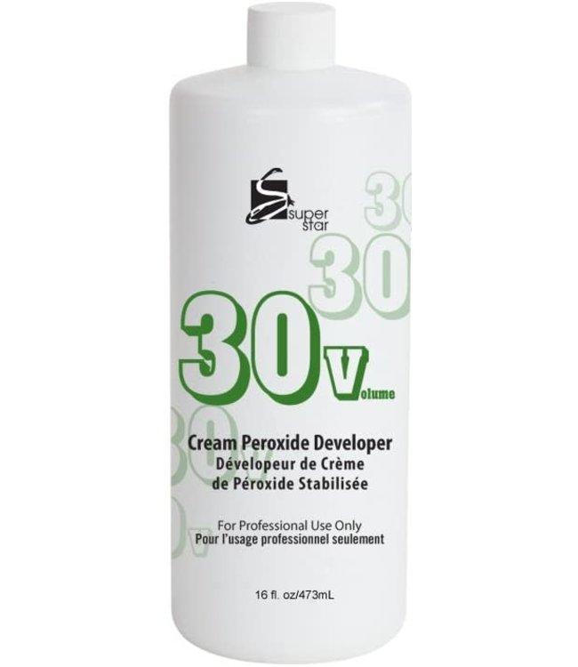 Super Star 30 Volume Creme Peroxide Developer