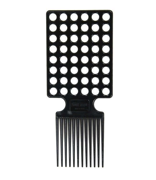 Donna Afro Twist Comb - Black