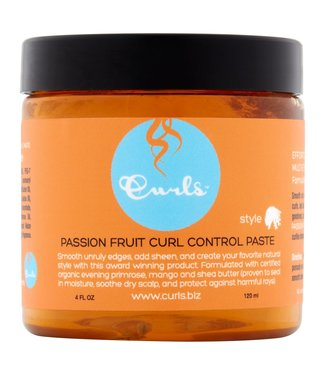 Curls Passion Fruit Curl Control Paste (4oz)