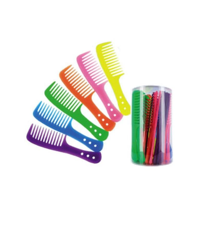 Magic Collection Shower Combs - Assorted Colors