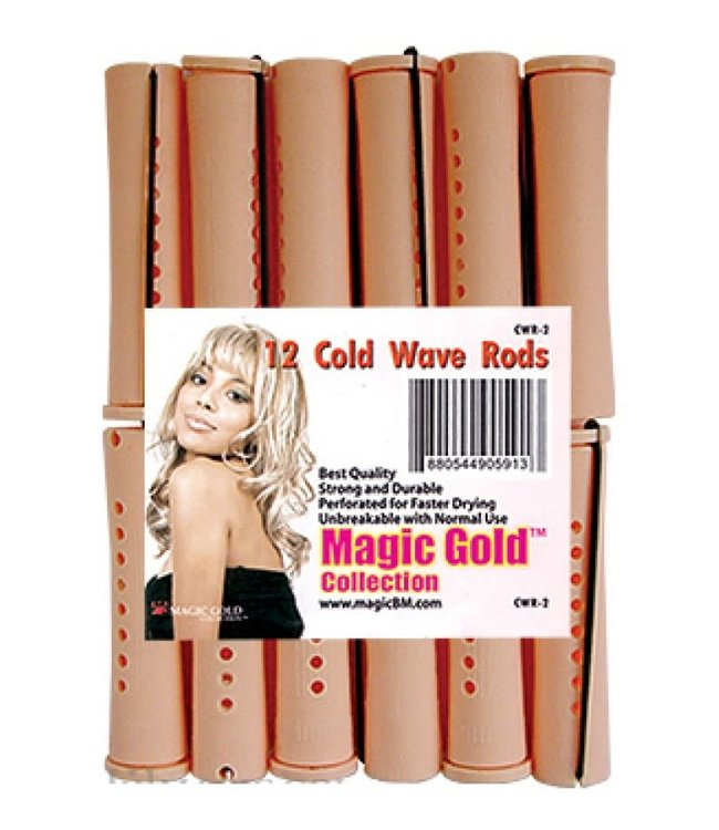 """Magic Collection Cold Wave Rods 12/16"""""""