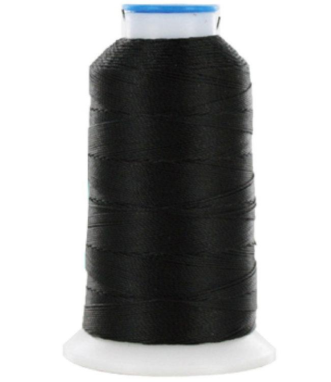 Magic Collection Corn Style Weaving Thread - Black