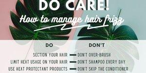 Frizzy Hair? Do Care!