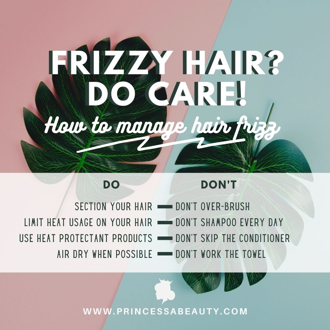 Frizzy Hair? Do Care!