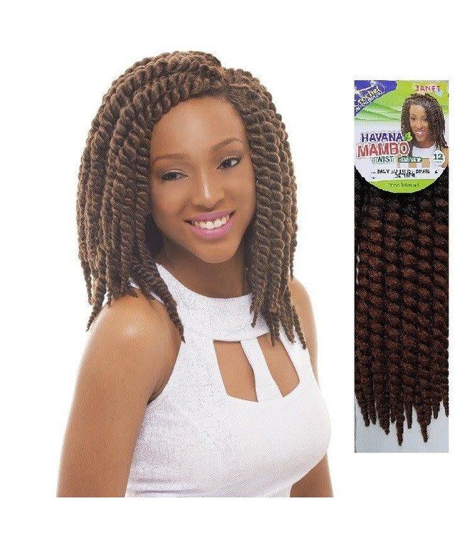 Janet Collection Havana Mambo Twist Braid
