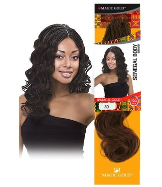 MAGIC GOLD Senegal Body Braid