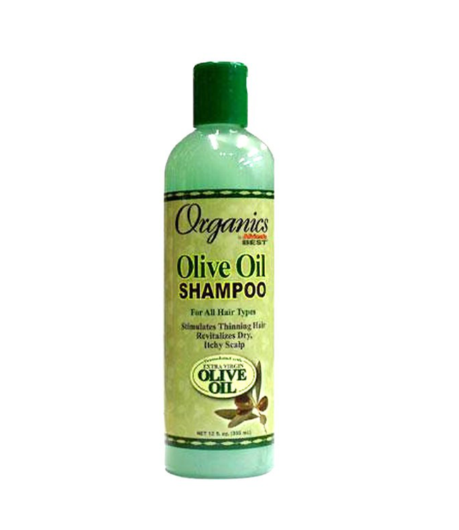 Africa's Best Organics - Olive Oil Shampoo (12oz)