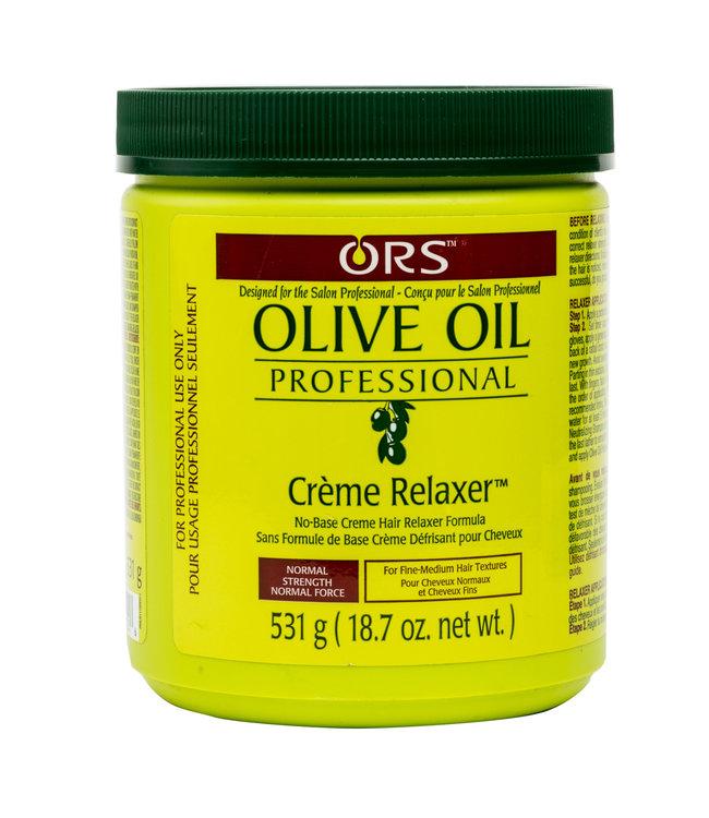 Organic Root ORS Olive Oil Relaxer - Regular (18z)