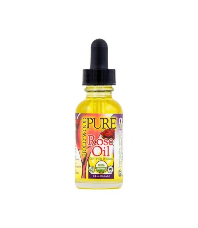 Hollywood Beauty Pure Rose oil (1 oz)