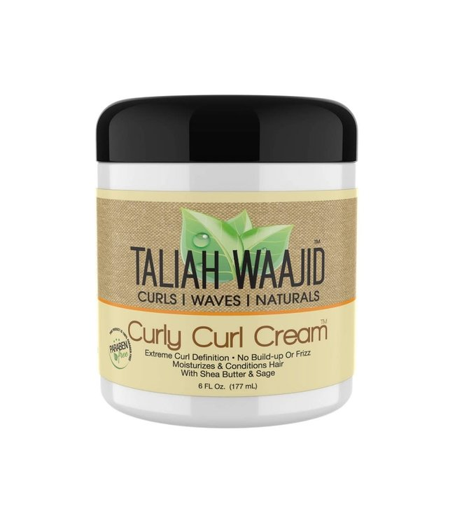 Taliah Waajid Curly Curl Cream (6 oz)
