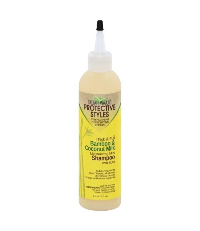 Taliah Waajid Bamboo & Coconut Milk Shampoo w/Biotin (8 oz)