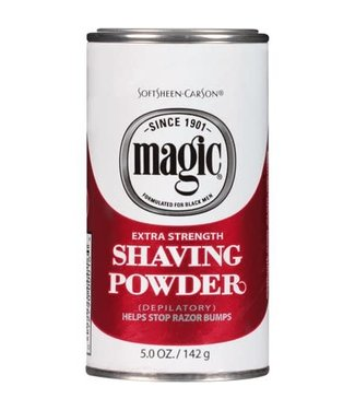 Magic Shave Shaving Powder - Extra Strength (Red)