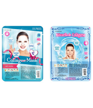Sylphkiss Collagen Mask (0.8 oz)