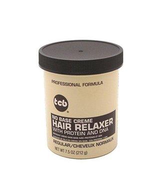TCB No Base Creme Relaxer - Regular (7.5oz)
