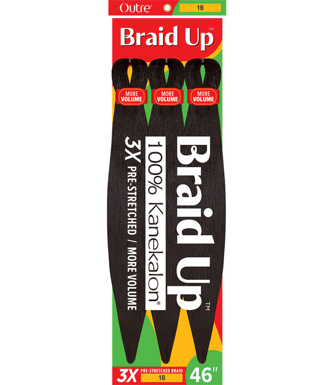 Braid Up Braid Up 3X